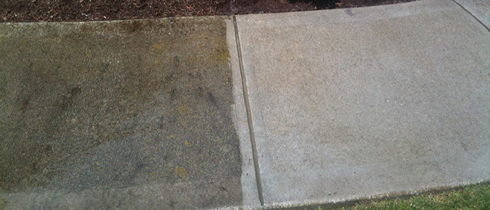 Concrete cleaning douglasville carrollton ga for How do i clean concrete